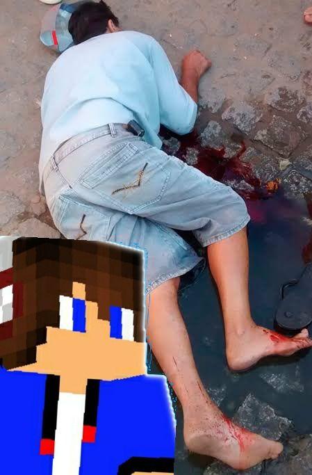 Felipe Lenares conhecido como Lenares19 no youtube diz que vai matar qualquer um que não se inscrever no canal dele