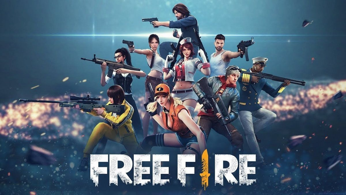 Free Fire +18