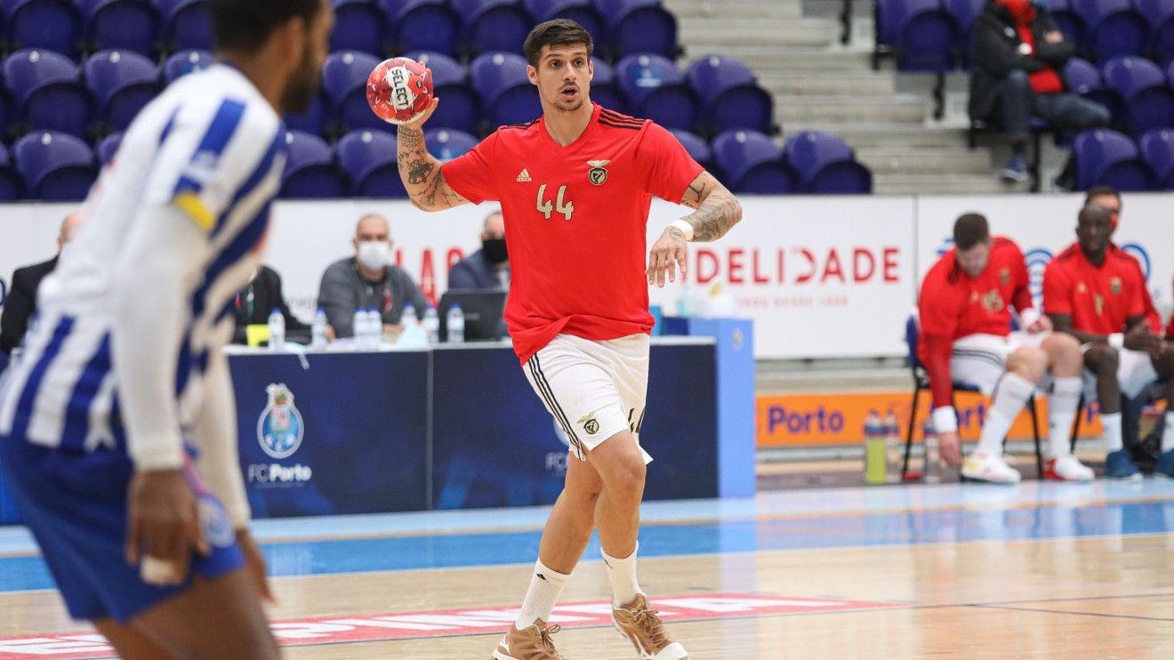Benfica defronta o Luzern na primeira ronda de qualificação da Taça EHF