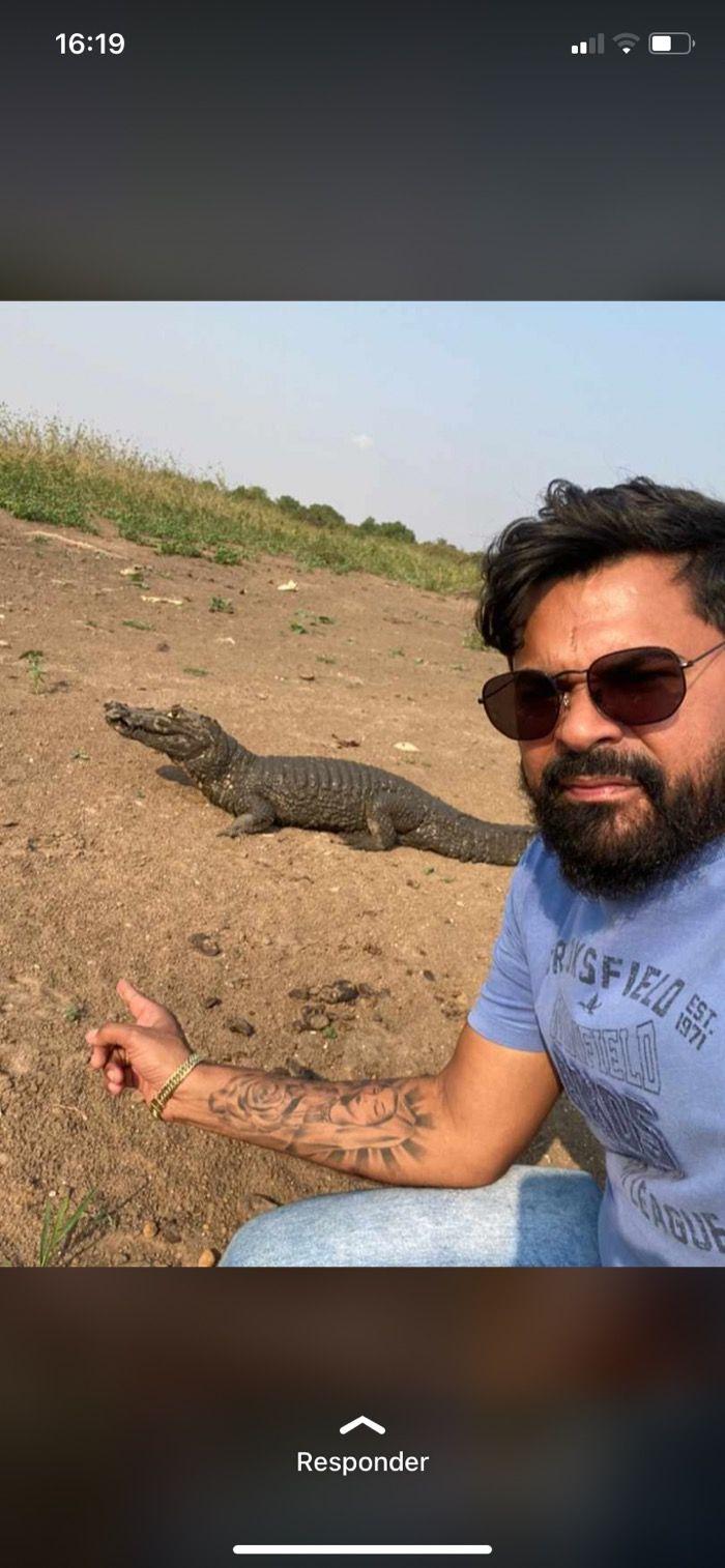 Identificado homem que esta contrabandeando jacaré em Mato Grosso