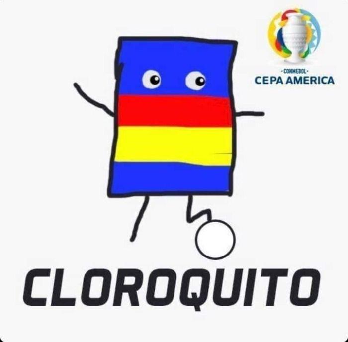 'Cloroquito' será o novo mascote do Brasil na Copa América