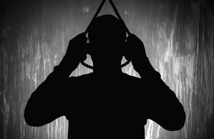 Jovem de 17 anos chamado iander tinha depressão suicidou-se em casa nessa tarde de quinta-feira 30/09/2021