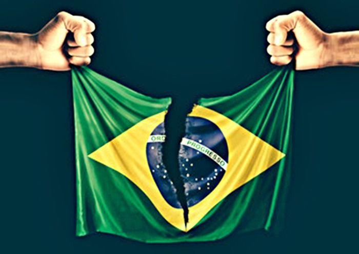 Divisão do Brasil