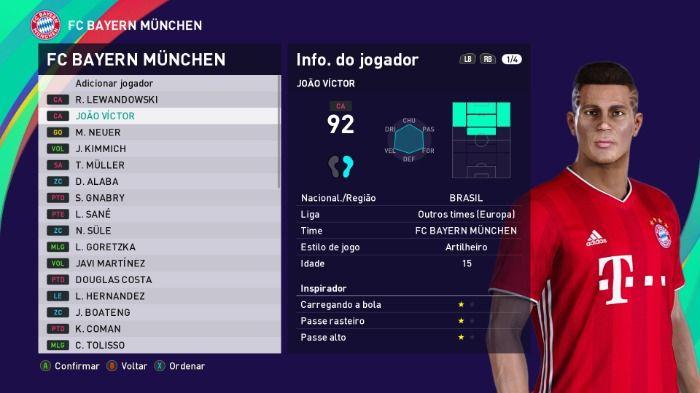 Transferência de João Victor para o Barcelona