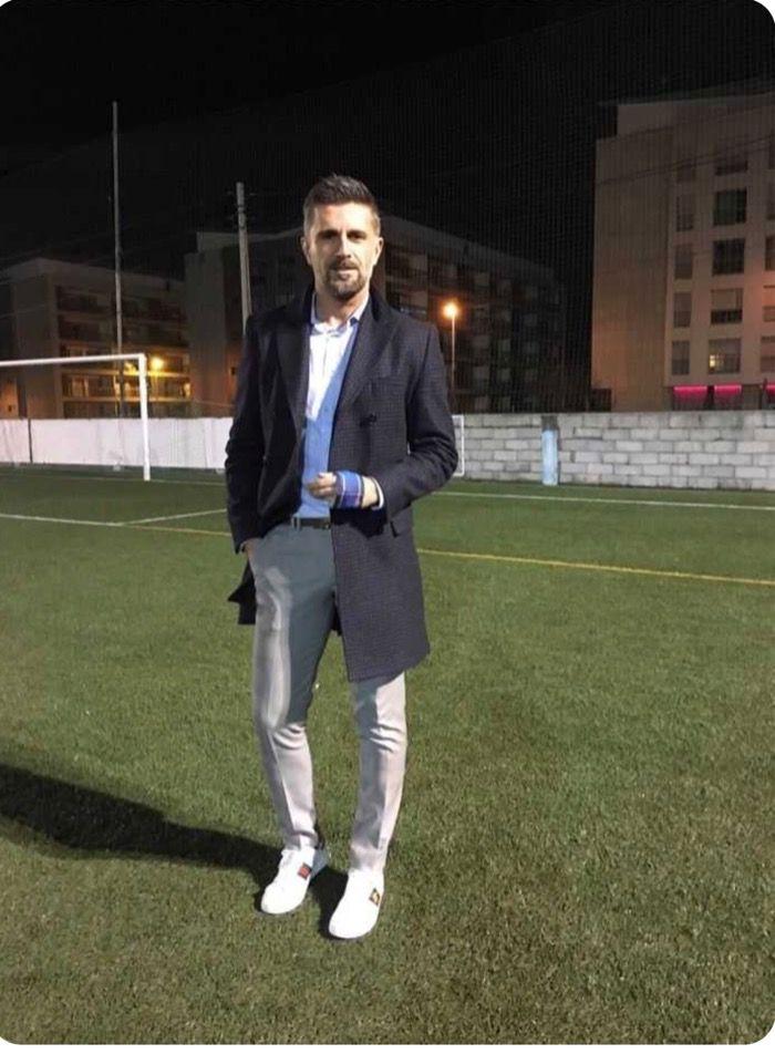 Luís Azevedo vai estrear-se na Liga 2