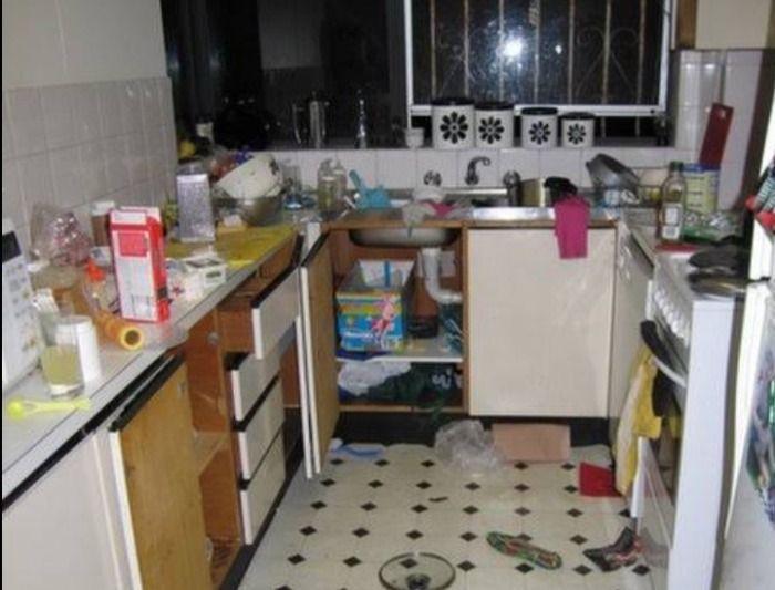 Urgente: Mário é pego em flagrante na frente do armário
