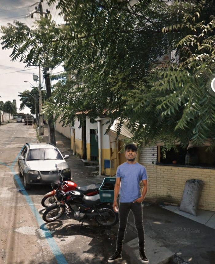 Lazaro é visto em Barra do Ceará