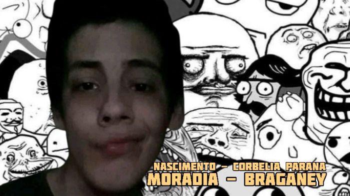 Guilherme Delara YT - Morador de braganey  - Quer fazer reunião com os memeiros